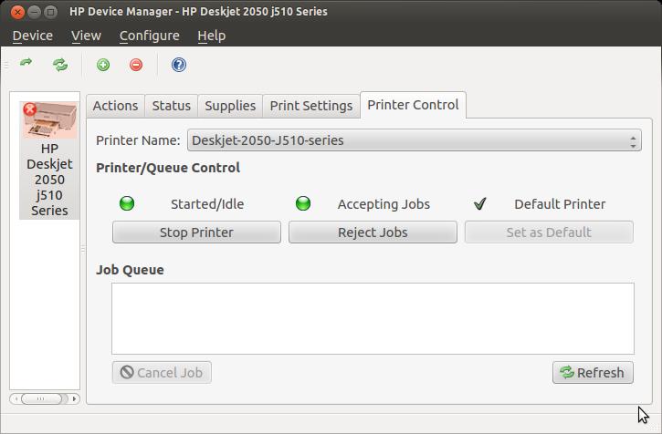 Linux Gnome 3 Add HP Printer Easy Guide - Add HP Printer