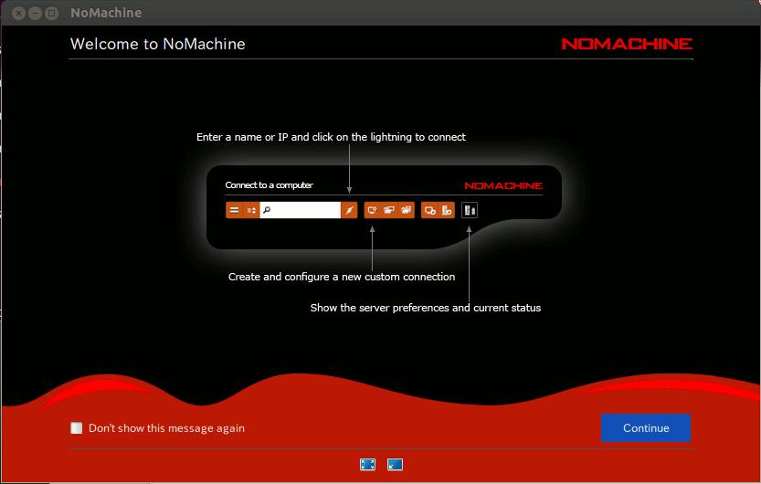 Oracle GNU/Linux NoMachine Remote Desktop Quick Start - NoMachine Remote Desktop
