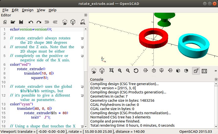 How to Install OpenSCAD on Ubuntu 19.04 Disco - UI