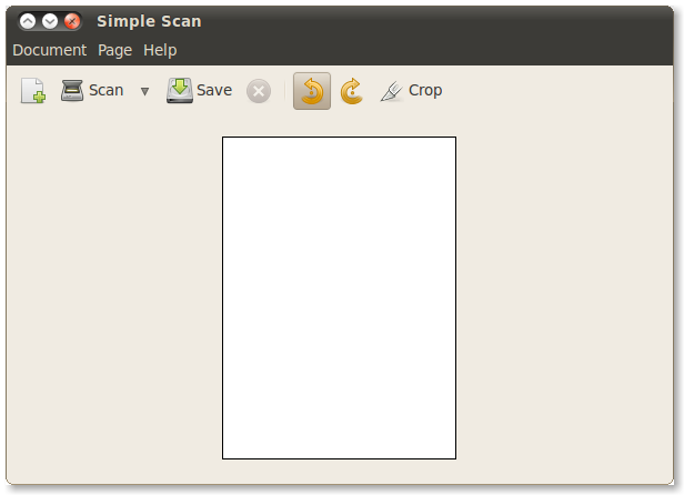 Linux Mint HP Envy 4520 Printer Scanner Quick Start - Simple Scan Gui