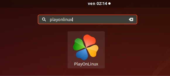 How to Install Photoshop CS6 on Ubuntu 17.10 Artful - Launching