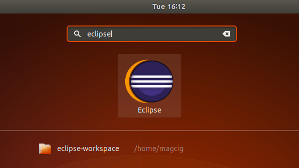 Unity Eclipse Launcher