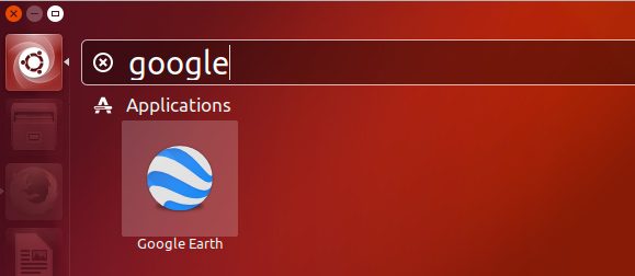 Installing Google Earth Pro for Ubuntu 17.04 Zesty - Launching App