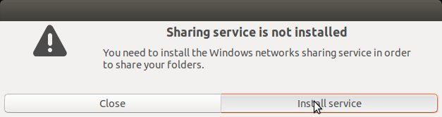 How to Enable Personal File Sharing in Ubuntu 17.10 Artful - Install Sharing Service