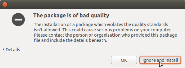 How to Install Adobe Reader on Ubuntu 17.10 Artful - Installing Adobe Reader Confirm