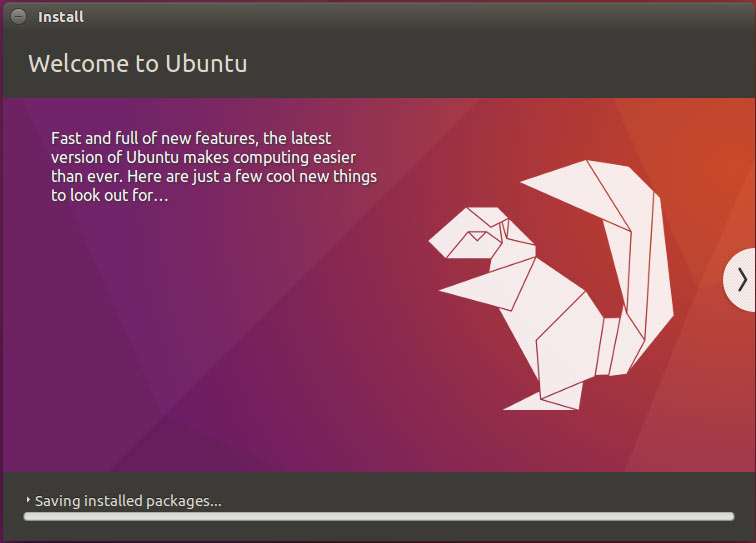 Install Ubuntu 16.04 Xenial on Top of Windows 8 - Start Installation