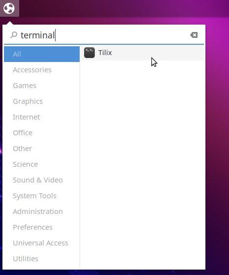 Open Terminal Shell Emulator