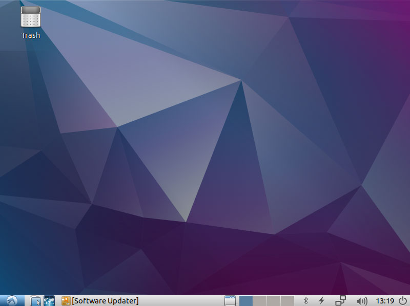 Lubuntu 17.10 Virtual Machine VirtualBox Install - Desktop