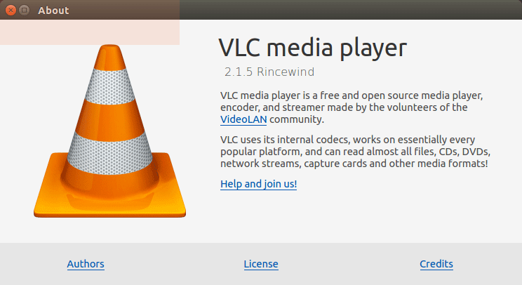 Install the Latest VLC for Linux Ubuntu 16.04 - About VLC Version Notice