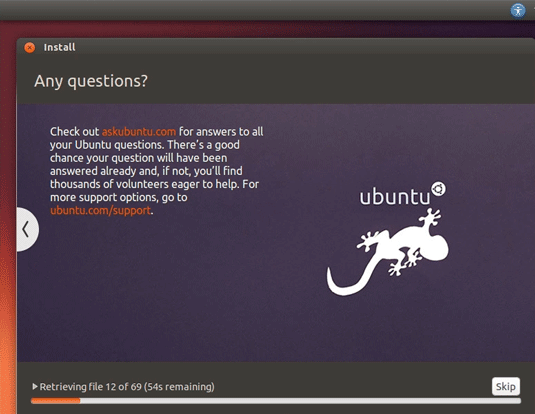 How to Install Ubuntu 16.04 VMware Virtual Machine on Windows 7 - Installing
