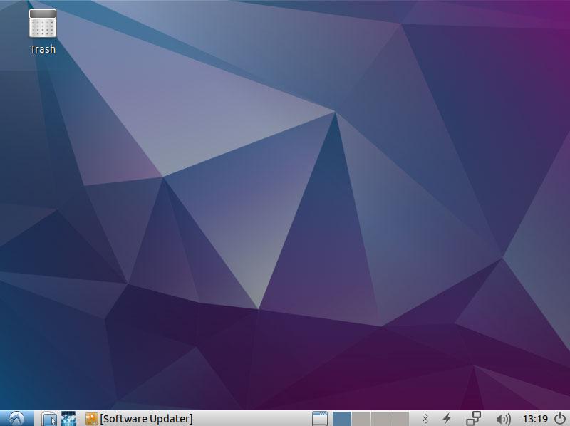Lubuntu 17.10 Virtual Machine VMware Workstation Install - Desktop