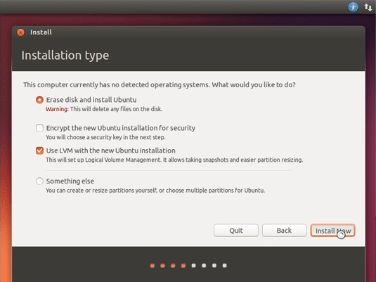 How to Install Ubuntu 18.04 Desktop on VMware Workstation VM - Language and Keyborad Layout