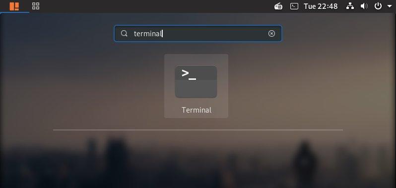 - Open Terminal Shell Emulator