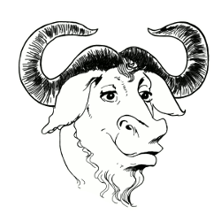 GNU/Linux Logo