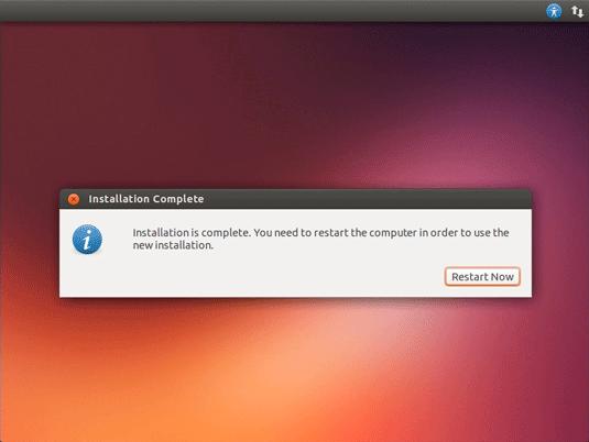 How to Install Ubuntu 18.04 Bionic Alongside Windows 10 - Ubuntu 18.04 Bionic Desktop Installation Successfull