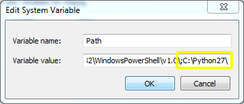 Windows Environment Variables