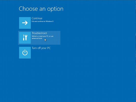 Windows 8.0 How to Disable Fast Boot and Startup from CD/DVD - Windows 8 Settings Troubleshoot