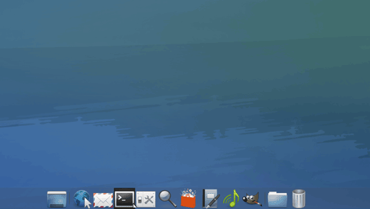 Linux Xubuntu 14.10 Utopic How to Recover a Broken System - Open Terminal