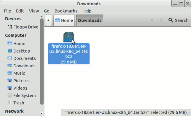 Install Firefox Nightly Zorin 7 - Open Firefox Archive